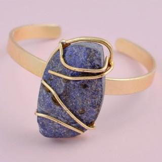 Designer Blue Stone Bracelets