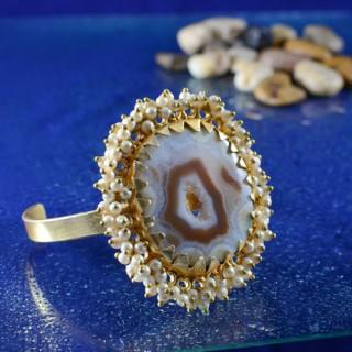 Indo-Western Pearl Stone  Bracelets