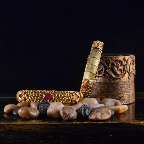 Traditional Antique Bangle