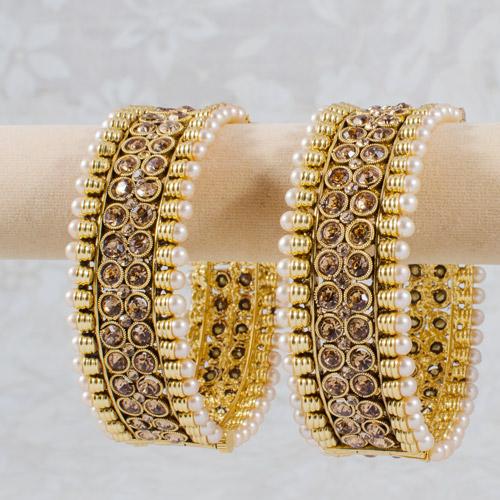 Pearl Designer Traditional Bangles