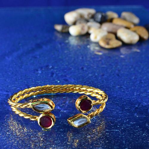 Kundan traditional Bracelets